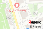 Схема проезда до компании Карл Баллинг в Москве