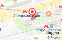 Схема проезда до компании Научно-Исследовательский Центр Профессиональной Оценки в Москве