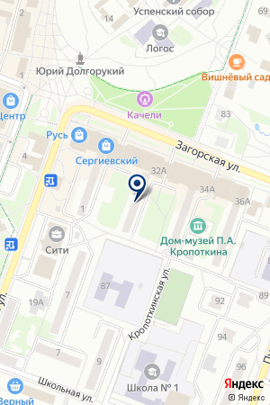 СТРОИТЕЛЬНАЯ ФИРМА ВАШ ПАРТНЕР на карте Дмитрова