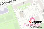 Схема проезда до компании Текстиль профи в Москве
