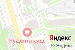 Схема проезда до компании Покупай в Москве