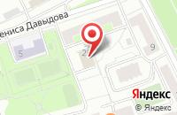 Схема проезда до компании Институт Законодательства и Нормативно-Правовых Разработок в Москве
