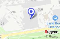 Схема проезда до компании ТФ ПРОМКРАСКА в Москве
