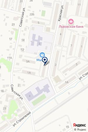 АПТЕКА № 315 на карте Подольска