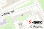 Схема проезда до компании Лукошко в Москве
