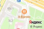 Схема проезда до компании AdTrust в Москве
