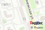 Схема проезда до компании Фруктовый Рай в Москве