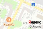 Схема проезда до компании ЧистоFF в Москве