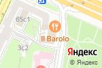 Схема проезда до компании Il Barolo в Москве