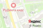 Схема проезда до компании Рудента в Москве