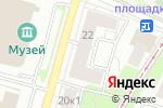 Схема проезда до компании Медистом в Москве