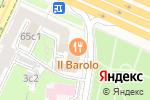 Схема проезда до компании 4LooK Group в Москве