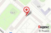 Схема проезда до компании Аркатаг в Москве