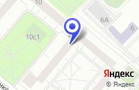 Схема проезда до компании ХАТХОР в Москве