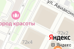 Схема проезда до компании Моя мойка в Москве