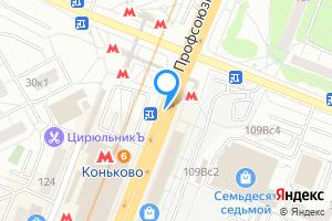 Сдается комната в Москве м.Коньково
