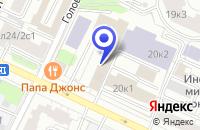 Схема проезда до компании ИНСТИТУТ ПРОБЛЕМ ТРАНСПОРТА И ЛОГИСТИКИ в Москве