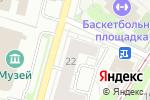 Схема проезда до компании Октави МВ в Москве