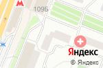 Схема проезда до компании РиНиКом в Москве