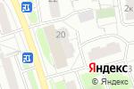 Схема проезда до компании Телец в Москве