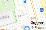 Схема проезда до компании МегаФон в Долгопрудном