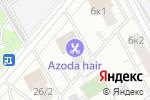 Схема проезда до компании Парикмахерская на Клязьминской в Москве