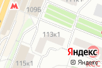 Схема проезда до компании ОкМолоко в Москве