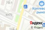 Схема проезда до компании Вента в Москве