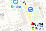 Схема проезда до компании FeelPower в Москве