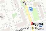 Схема проезда до компании МосПромБетон в Москве