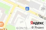 Схема проезда до компании Термомикс в Москве