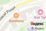 Схема проезда до компании ТОНУС КЛУБ в Москве