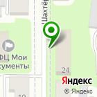 Местоположение компании ТулЗемПроект