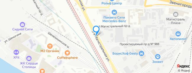 улица Магистральная 3-я