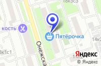 Схема проезда до компании ЗООМАГАЗИН МАНОЛ в Москве