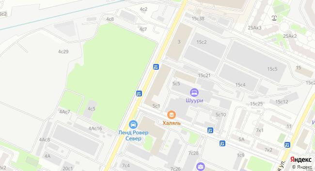 Бизнес-парк «на Магистральной» - превью 2