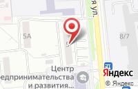 Схема проезда до компании Замира в Москве