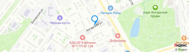 Ангарская улица