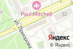 Схема проезда до компании Совет столичных адвокатов в Москве