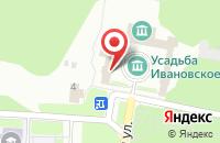 Схема проезда до компании Художественная школа-студия Игоря Бабаянца в Подольске