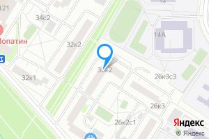 Комната в трехкомнатной квартире в Москве ул. Академика Капицы, 30к2