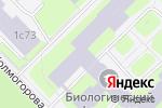 Схема проезда до компании Рыболов-Спортсмен в Москве