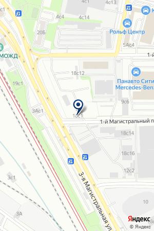 ТФ БАЗИС на карте Истры