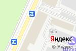Схема проезда до компании ДНА офис в Москве
