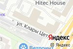 Схема проезда до компании СОГАЗ в Москве