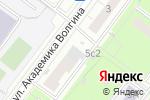 Схема проезда до компании Сирена-Трэвел в Москве