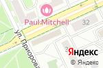 Схема проезда до компании Столица света в Москве