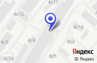 Схема проезда до компании ПТФ СТАЛЬКОНСТ в Москве