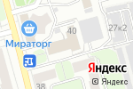 Схема проезда до компании ЭНИГМА-ПРО в Долгопрудном