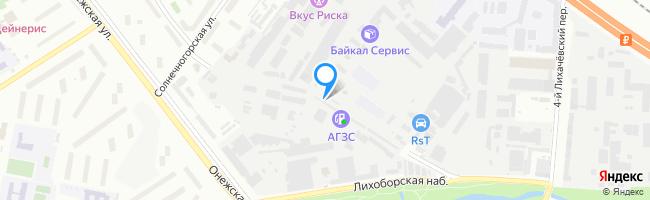 улица Войкова